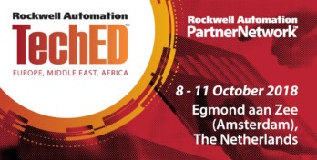 Rockwell Automation TechED EMEA 2018